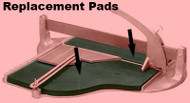 Superior Tile Cutters Replacement Pads for 3-A 400 pad set only