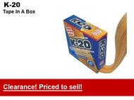 Orcon Seam TAPE IN A BOX (K-20)