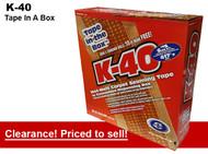 Orcon Seam TAPE IN A BOX (K-40)