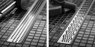 Linear Square Design Grate 3 ft.