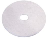 Pad White Buff  17 Inch