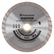 "4"" Husqvarna TSD-T Dri Disc General Purpose Turbo Blade"