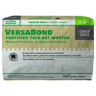 Versabond® Fortified Thinset Mortar Gray 50 lbs - Custom Building