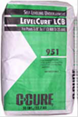 C-Cure 951 Levelcure LCB 50# Self-Leveling Underlayment