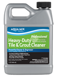 Aqua Mix® Heavy-Duty Tile & Grout Cleaner (gallon)