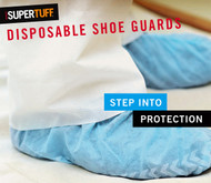Super Tuff Non-Skid Shoe Guards (10 pairs) - FREE SHIPPING