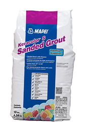 DISCONTINUED COLORS Mapei Keracolor™ S (Sanded) Grout - 25lb