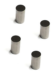 "(Set of 4) 1/4"" Rounded Tungsten Carbide chip. Vacu-Guard™ replacement parts"