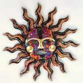 Cobrisado Metal Sun Large