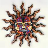 Cobrisado Metal Sun Large