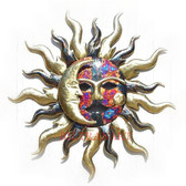 Beloved Metal Sun Small