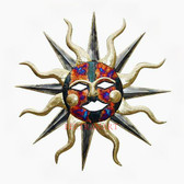 Summer Metal Sun Small