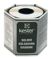 "Kester 245 No Clean Wire Solder 63/37 .015"" 1 lb. Spool"