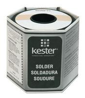 "Kester 44 Rosin Core Solder 63/37 .015"" 1 lb. Spool"