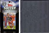 MLS FC Dallas Licensed 2013 Topps Team Set and Storage Album