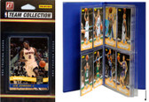 NBA Atlanta Hawks Licensed 2010-11 Donruss Team Set Plus Storage Album