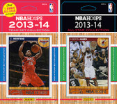 NBA Atlanta Hawks Licensed 2013-14 Hoops Team Set Plus 2013-24 Hoops All-Star Set