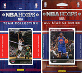 NBA Atlanta Hawks Licensed 2014-15 Hoops Team Set Plus 2014-15 Hoops All-Star Set