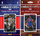 NBA Brooklyn Nets Licensed 2014-15 Hoops Team Set Plus 2014-15 Hoops All-Star Set