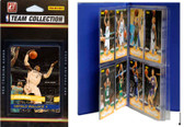 NBA Charlotte Bobcats Licensed 2010-11 Donruss Team Set Plus Storage Album
