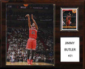 "NBA 12""x15"" Jimmy Butler Chicago Bulls Player Plaque"