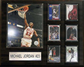 "NBA 16""x20"" Michael Jordan Chicago Bulls Player Plaque"