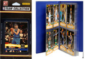 NBA Dallas Mavericks Licensed 2010-11 Donruss Team Set Plus Storage Album