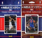 NBA Dallas Mavericks Licensed 2014-15 Hoops Team Set Plus 2014-15 Hoops All-Star Set