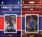 NBA Detroit Pistons Licensed 2014-15 Hoops Team Set Plus 2014-15 Hoops All-Star Set