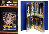 NBA Houston Rockets Licensed 2010-11 Donruss Team Set Plus Storage Album