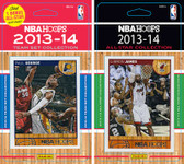 NBA Indiana Pacers Licensed 2013-14 Hoops Team Set Plus 2013-24 Hoops All-Star Set