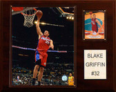 "NBA 12""x15"" Blake Griffen Los Angeles Clippers Player Plaque"