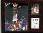 "NBA 12""x15"" Chris Bosh Miami Heat Player Plaque"