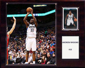 "NBA 12""x15"" Andrew Wiggins Minnesota Timberwolves Player Plaque"