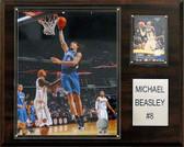 "NBA 12""x15"" Michael Beasley Minnesota Timberwolves Player Plaque"