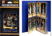 NBA New Orleans Hornets Licensed 2010-11 Donruss Team Set Plus Storage Album
