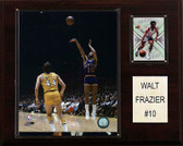 "NBA 12""x15"" Walt Frazier New York Knicks Player Plaque"