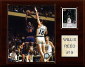 "NBA 12""x15"" Willis Reed New York Knicks Player Plaque"
