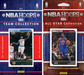 NBA New York Knicks Licensed 2014-15 Hoops Team Set Plus 2014-15 Hoops All-Star Set