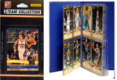 NBA Phoenix Suns Licensed 2010-11 Donruss Team Set Plus Storage Album
