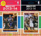 NBA Phoenix Suns Licensed 2013-14 Hoops Team Set Plus 2013-24 Hoops All-Star Set
