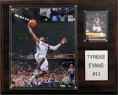 "NBA 12""x15"" Tyreke Evans Sacramento Kings Player Plaque"