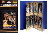 NBA San Antonio Spurs Licensed 2010-11 Donruss Team Set Plus Storage Album
