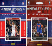 NBA Toronto Raptors Licensed 2014-15 Hoops Team Set Plus 2014-15 Hoops All-Star Set