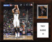 "NBA 12""x15"" Trey Burke Utah Jazz Player Plaque"