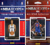 NBA Utah Jazz Licensed 2014-15 Hoops Team Set Plus 2014-15 Hoops All-Star Set