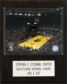 "NCAA Basketball 12""x15"" Stephen C. O'Connell Center Arena Plaque"