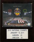 "NCAA Football 12""x15"" Auburn Tigers All-Time Greats"