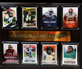 "NCAA Football 12""x15"" Baylor Bears All-Time Greats Plaque"