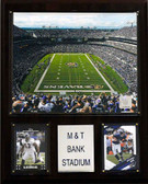 "NFL 12""x15"" M&T Bank Stadium Stadium Plaque"